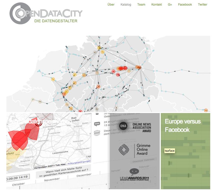 Datenjournalismus als Geschäftsmodell